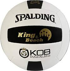 Spalding King of the Beach and USA Beach Official Tour Volleyball
