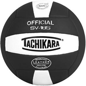 Tachikara (Royal-White) Institutional Quality Composite Leather Volleyball