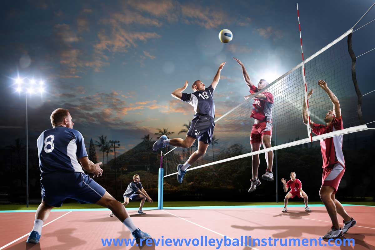 volleyball instrument review
