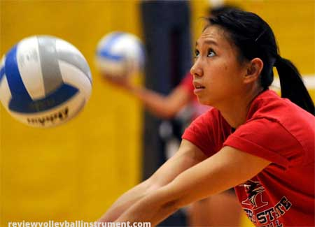 what does the libero do in volleyball