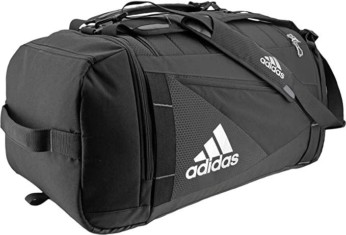 Adidas Unisex Utility Duffel Backpack
