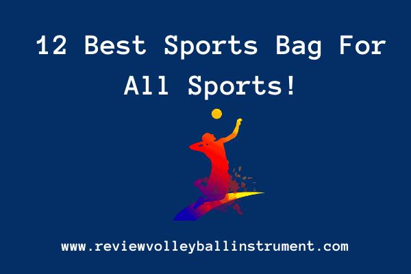 best sports bag