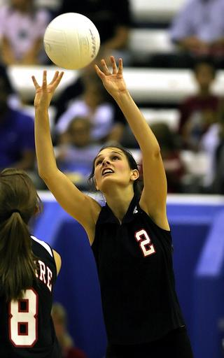 Lift in volleyball